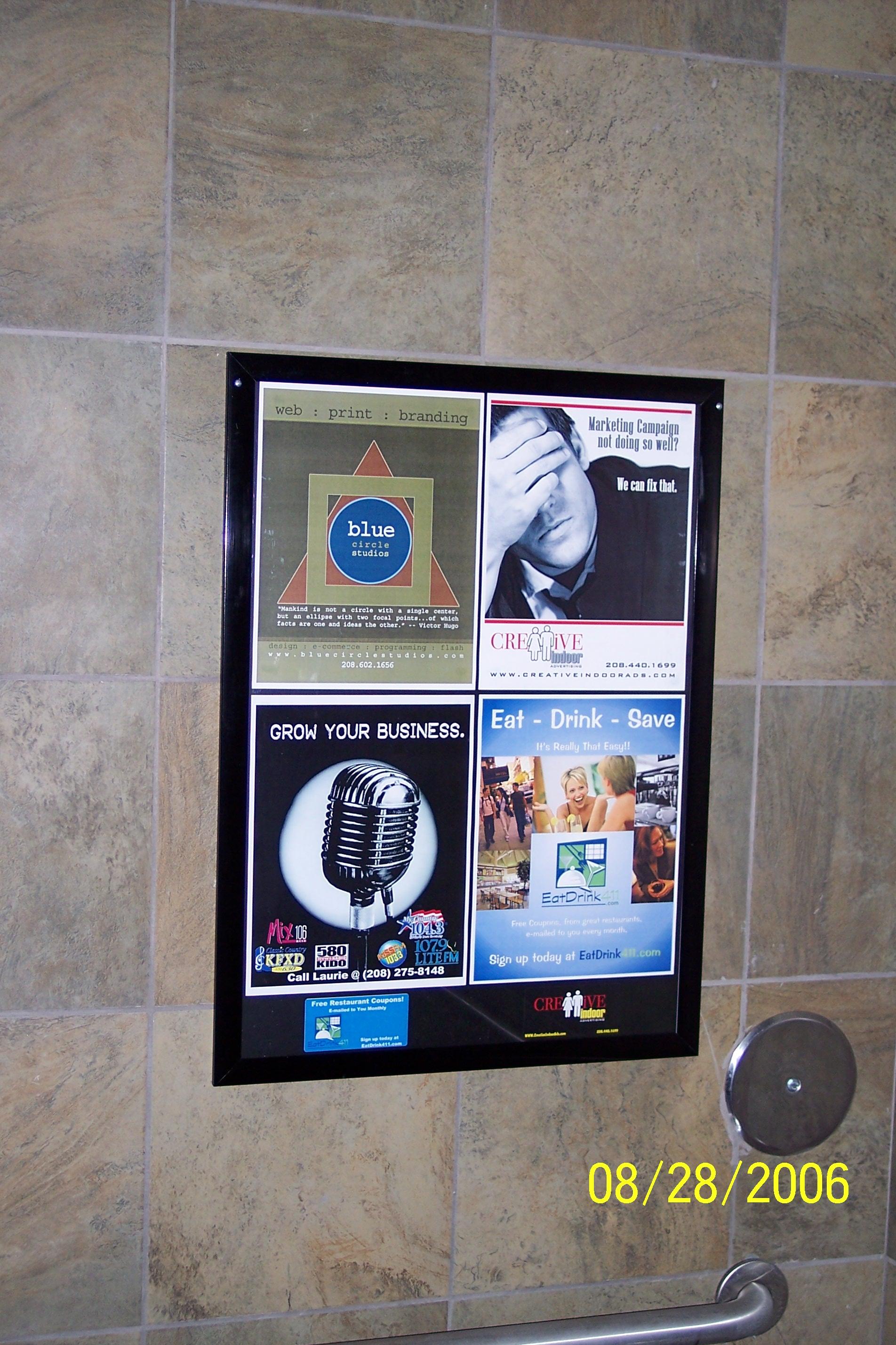 Admin 171 Creative Indoor Advertising